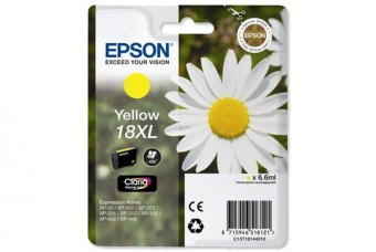 Originálna cartridge EPSON T1814 (Žltá)