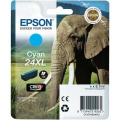 Cartridge do tiskárny Originálna cartridge EPSON T2432 (Azúrová)