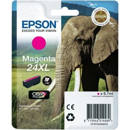 Originálna cartridge EPSON T2433 (Purpurová)