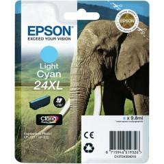 Cartridge do tiskárny Originálna cartridge EPSON T2435 (Svetlá azúrová)