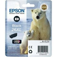 Cartridge do tiskárny Originálna cartridge EPSON T2621 (Čierna)