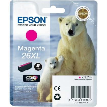 Originálna cartridge EPSON T2633 (Purpurová)
