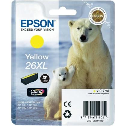 Originálna cartridge EPSON T2634 (Žltá)