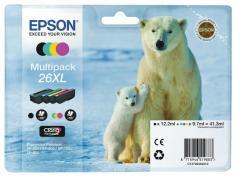 Sada originálných cartridge EPSON T2636 - obsahuje T2621-T2632/3/4