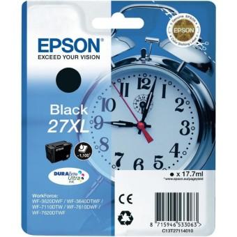 Originálna cartridge EPSON T2711 (Čierna)