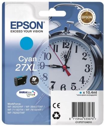 Originálna cartridge EPSON T2712 (Azúrová)