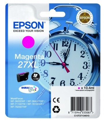Originálna cartridge EPSON T2713 (Purpurová)