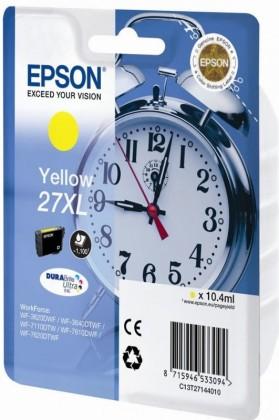 Originálna cartridge EPSON T2714 (Žltá)