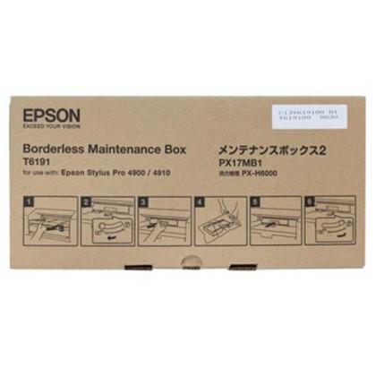 Originálna odpadová nádobka Epson T6191