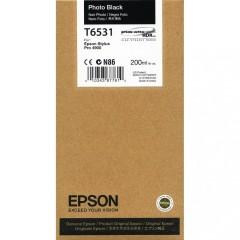 Cartridge do tiskárny Originálna cartridge Epson T6531 (Foto čierna)