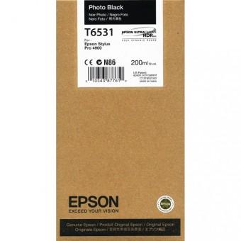 Originálna cartridge Epson T6531 (Foto čierna)