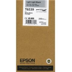 Cartridge do tiskárny Originálna cartridge Epson T6539 (Svetle svetlo čierna)