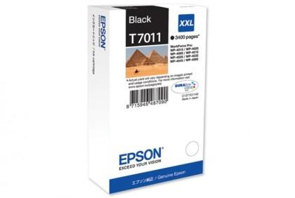 Originálna cartridge EPSON T7011 XXL (Čierna)