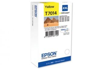 Originálna cartridge EPSON T7014 XXL (Žltá)