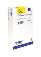 Cartridge do tiskárny Originálna cartridge Epson T7564 (Žltá)
