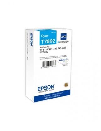 Originálna cartridge EPSON T7892 (Azúrová)