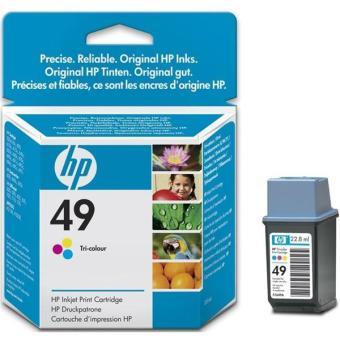 Originálna cartridge HP č. 49 (51649AE) (Farebná)