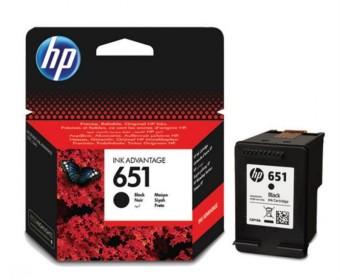 Originálna cartridge HP č. 651 (C2P10AE) (Čierná)