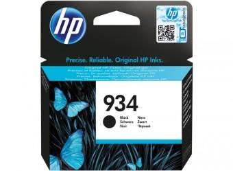Originálna cartridge HP č. 934BK (C2P19AE) (Čierna)