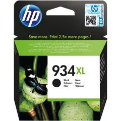 Cartridge do tiskárny Originálna cartridge HP č. 934BK XL (C2P23AE) (Čierna)