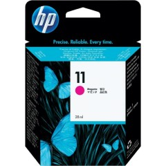 Cartridge do tiskárny Originálna cartridge HP č. 11 (C4837A) (Purpurová)