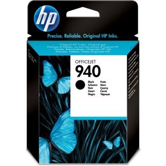 Originálna cartridge HP č. 940BK (C4902AE) (Čierna)