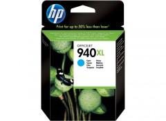 Cartridge do tiskárny Originálna cartridge HP č. 940C XL (C4907AE) (Azúrová)
