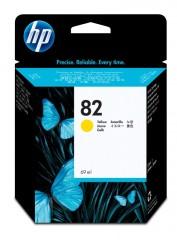 Cartridge do tiskárny Originálna cartridge HP č. 82 XL (C4913A) (Žltá)