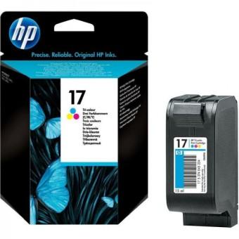 Originálna cartridge HP č. 17 (C6625AE) (Farebná)