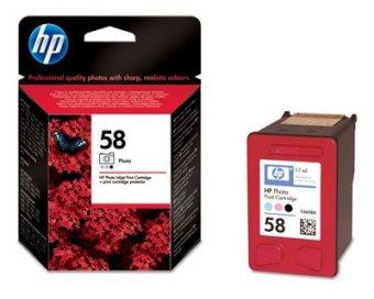 Originálna cartridge HP č. 58 (C6658AE) (Foto farebná)