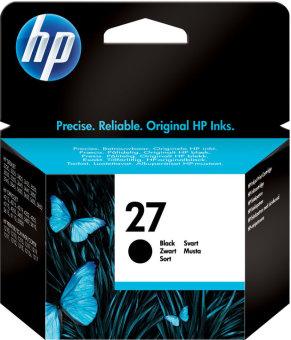 Originálna cartridge HP č. 27 (C8727AE) (Čierna)