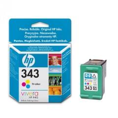 Cartridge do tiskárny Originálna cartridge HP č. 343 (C8766EE) (Farebná)