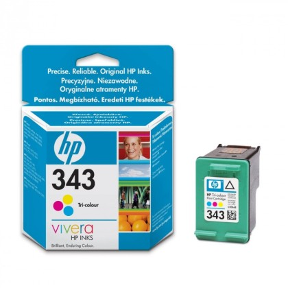 Originálna cartridge HP č. 343 (C8766EE) (Farebná)