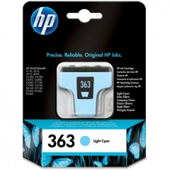Cartridge do tiskárny Originálna cartridge HP č. 363 (C8774EE) (Svetlo azúrová)