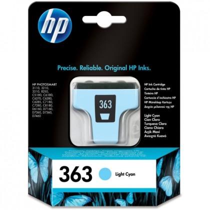 Originálna cartridge HP č. 363 (C8774EE) (Svetlo azúrová)