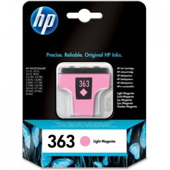 Originálna cartridge HP č. 363 (C8775EE) (Svetlo purpurová)