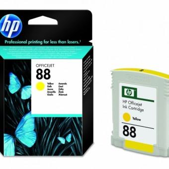 Originálna cartridge HP č. 88 (C9388A) (Žltá)