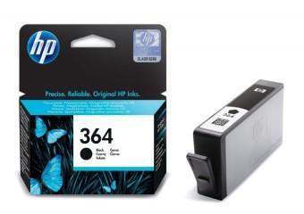 Originálna cartridge HP č. 364BK (CB316EE) (Čierna)