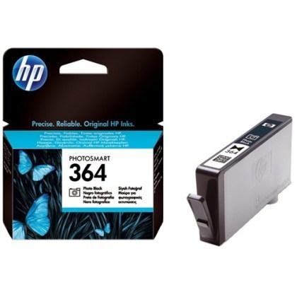 Originálna cartridge HP č. 364PBK (CB317EE) (Čierna photo)