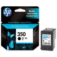 Cartridge do tiskárny Originálna cartridge HP č. 350 (CB335EE) (Čierna)