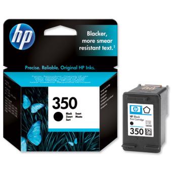 Originálna cartridge HP č. 350 (CB335EE) (Čierna)