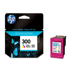 Cartridge do tiskárny Originálna cartridge HP č. 300C (CC643EE) (Farebná)