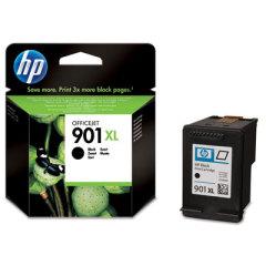 Cartridge do tiskárny Originálna cartridge HP č. 901BK XL (CC654AE) (Čierna)