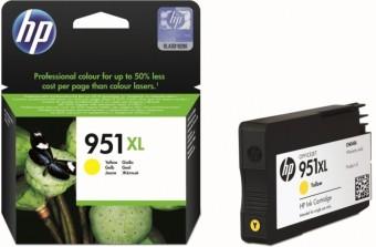 Originálna cartridge HP č. 951Y XL (CN048A) (Žltá)