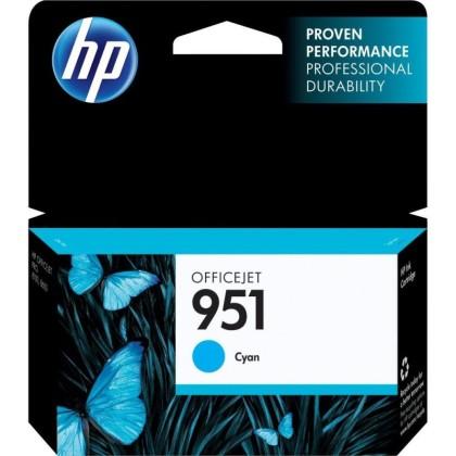 Originálna cartridge HP č. 951C (CN050AE) (Azúrová)