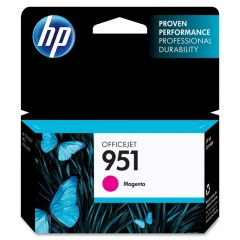 Cartridge do tiskárny Originálna cartridge HP č. 951M (CN051AE) (Purpurová)