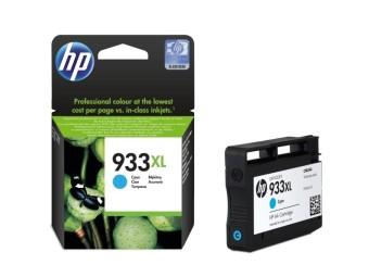 Originálna cartridge HP č. 933C XL (CN054AE) (Azúrová)