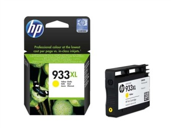Originálna cartridge HP č. 933Y XL (CN056AE) (Žltá)