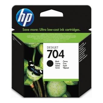 Originálna cartridge HP 704 (CN692AE) (Čierná)