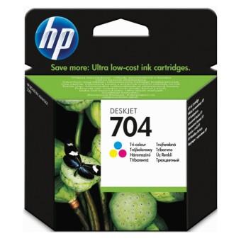 Originálna cartridge HP 704 (CN693AE) (Farevná)
